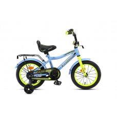 """14"""" Велосипед ONIX-M14-4 (голубо-салатовый)"""