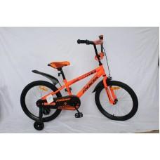 "14"" Велосипед Sprint оранжевый KSS140OG"