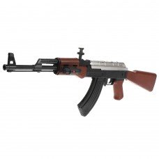 Автомат (п) с лазер. прицелом, со съемным прикладом AK-47A/AK-47 в пак. в кор.3*12шт