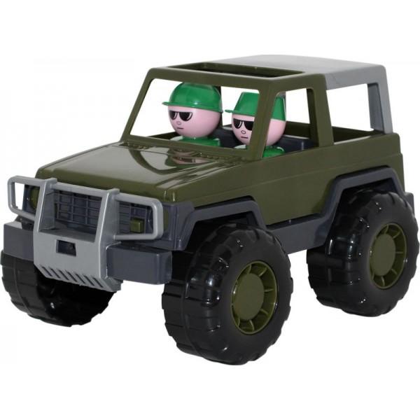 """Автомобиль джип военный """"Вояж"""""""