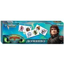 """Домино """"Как приручить дракона - 3"""" (DreamWorks)"""