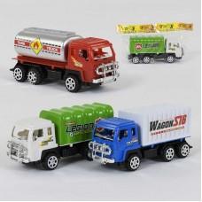 Ф Машина-грузовик YC2010 (120/240)