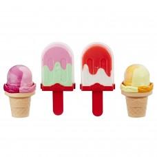 *Игр. набор PLAY-DOH холод-к с мороженым