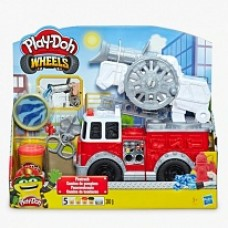 *Игровой набор HASBRO PLAY-DOH Плей-До Пожарная Машина