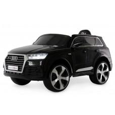 Машина на аккум.  Audi Q7  (черный)