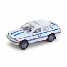 """Машинка инерц. """"Полиция""""АВТОRus"""" размер машинки: 10,8*4,6*3 см. в/п 12*12*4 см."""