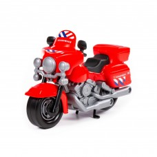 Мотоцикл пожарный (NL) (в пакете) (12 шт.)